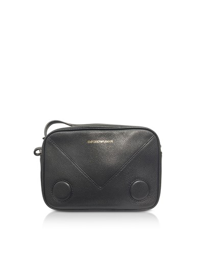Emporio Armani Handbags Black Mini Shoulder Bag v9yunsr