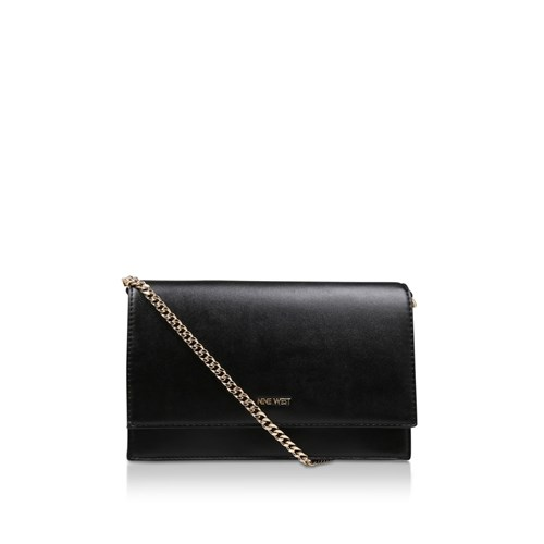 Nine West Anndi Shoulder Bags Nearly Black WYhjB