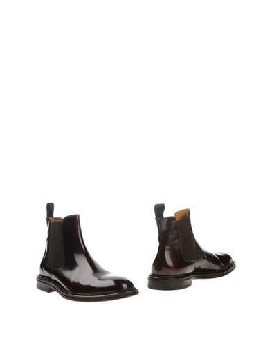 Doucal's Ankle Boots Dark Brown wr95bFTF2U