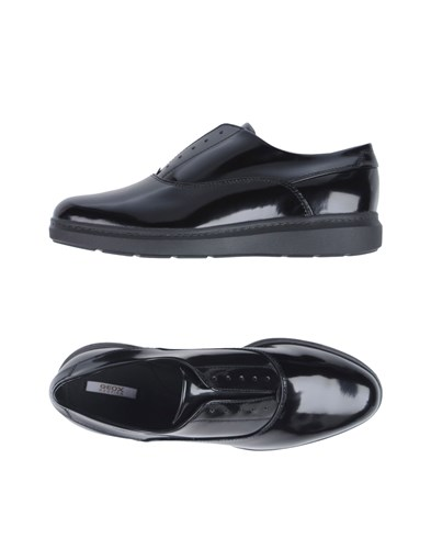 Geox Loafers Black bExogk