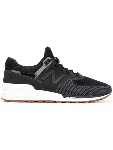 New Balance Ms574 Sneakers Black Dc0cAnV