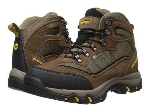 Hi-Tec Skamania Waterproof Brown Gold Men's Boots quqJR