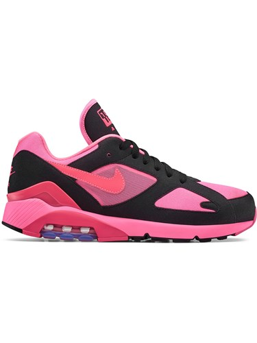 Comme des Garcons Homme Plus X Nike Air Max 180 Black And Pink nAZNaXPcCs