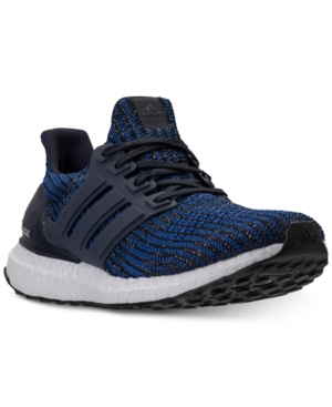 adidas Men's Ultraboost Running Sneakers From Finish Line Carbon Legend Ink Core Bl LcviAJebM