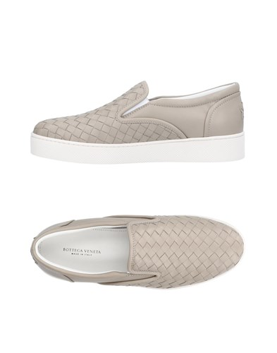 Bottega Veneta Sneakers Light Grey LccX57piF