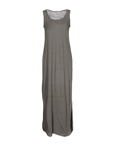 Majestic Long Dresses Grey PpgPu2n