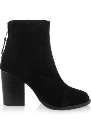 Rag and Bone Ashby Suede Ankle Boots Black pNaFB