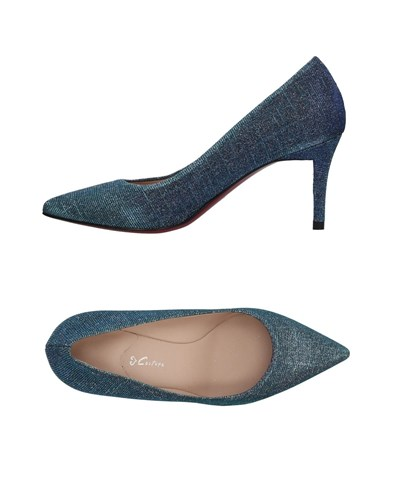 Couture Pumps Azure iPRoB14w