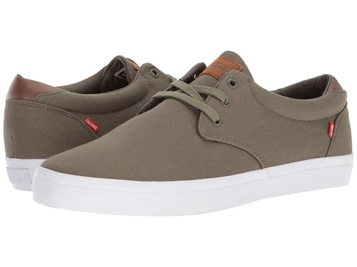 Olive Shoes Skate Globe Tan Burnt Winslow Canvas xzqECaBw