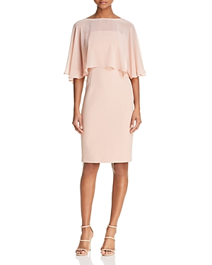 Savannah Chiffon Lepore Rose Nanette Dress Overlay Nanette 4Xqxgw