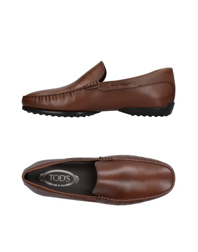 Tod's Loafers Brown Tod's Loafers Fxxc7qTdPw