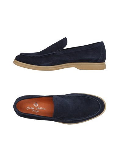 ANDREA VENTURA FIRENZE Loafers Dark Blue tHDmTR