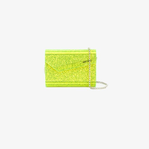 Jimmy Choo Candy Clutch Bag Yellow And Orange M1vers