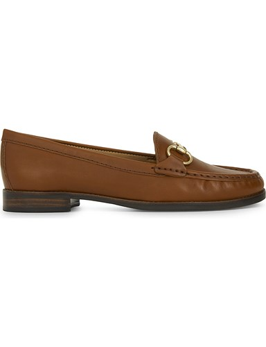Click Tan 2 Comfort Leather Carvela Loafers R8wg5qn6