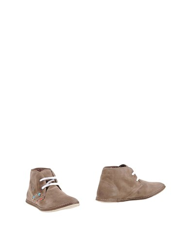 Yab Ankle Boots Brown TpiRNhq