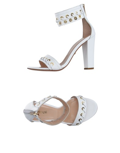 Just Cavalli Sandals White JE4Dwig