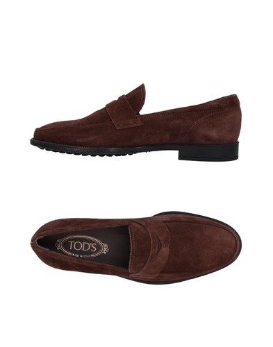 Tod's Loafers Dark Brown mj1Gbfpb