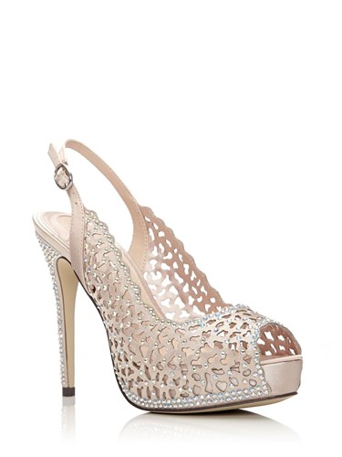 Pelle Occasion Very in High Sandal Nude Moda Justine 4w1nZ