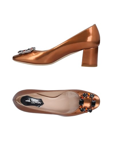 Atelier Mercadal Pumps Copper Rddesg9