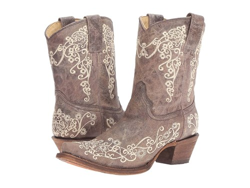 Boots Women's Brown Bone A3190 Crater Corral dwqU0gd