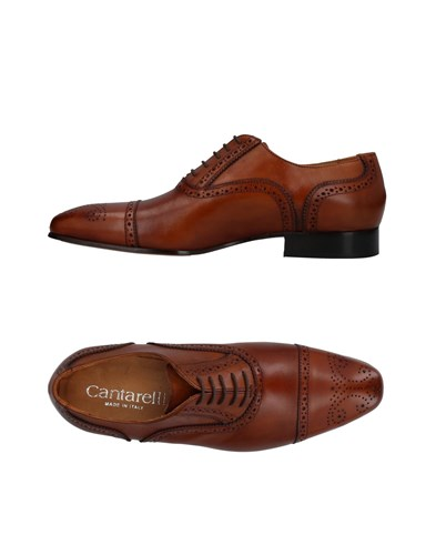 Cantarelli Lace Up Shoes Brown C93iu1lM