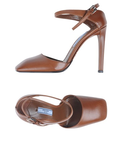 Pumps Brown Prada Prada Pumps qaWEgBv