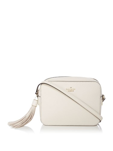 York Spade Neutral New Drive Arla Tassle Kate Kingston Crossbody qSpEwxEHB