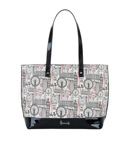 Harrods Balloons And Bicycles Shoulder Bag Multi aNpDMWwKg