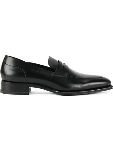 DSquared Dsquared2 Classic Formal Loafers Black ccq4cthaa