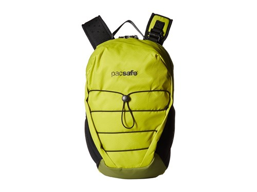 Python Backpack X12 Pacsafe Theft Venturesafe Anti Bags Backpack 12L Green v68Yq8T