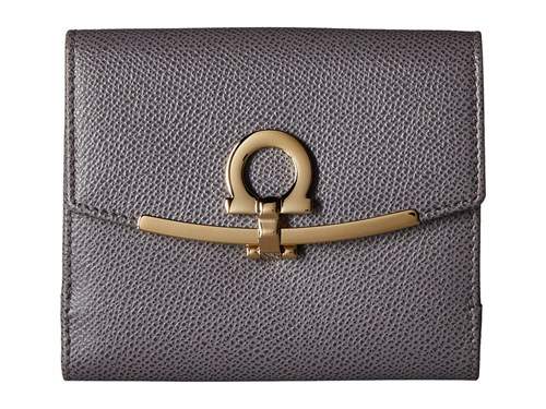 Salvatore Ferragamo 22C877 Urban Grey Handbags Gray Lye4FC