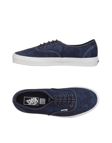 Vans Sneakers Dark Blue 7agrftXU
