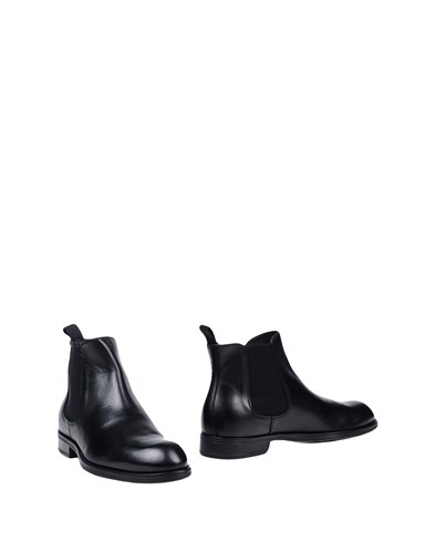 Gianfranco Lattanzi Ankle Boots Black l3cJ37m4W