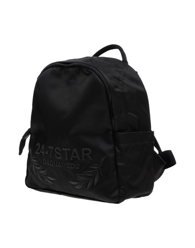 DSquared Dsquared2 Backpacks And Fanny Packs Black y3DkQ7uc0