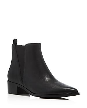 Marc Fisher Ltd. Yale Chelsea Booties Black wGCqqfpo