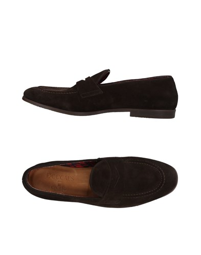 Brown Loafers Brown Dark Loafers Doucal's Doucal's Loafers Dark Doucal's RgwHwq