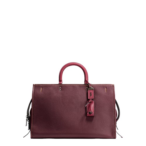 Coach Glovetanned Pebble Leather Rogue 39 MWSrLyICml