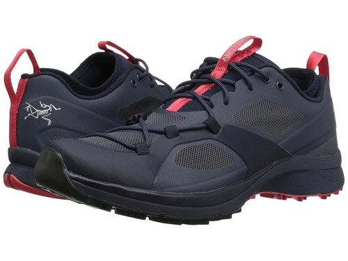 Arc'teryx Norvan Vt Blue Nights Coral Women's Shoes kwiogiKZh