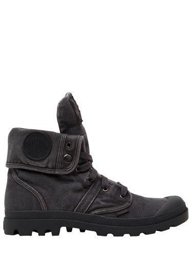 Palladium Pallabrouse Baggy Washed Canvas Boots Meauqwmp