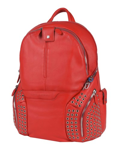 Piquadro Backpacks And Fanny Packs Red TOqHI5h