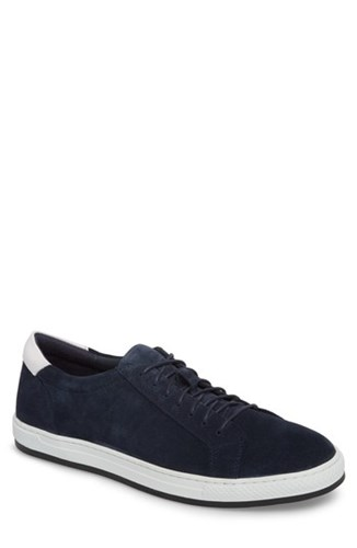 English Laundry Queens Sneaker Navy Suede U64NW4x