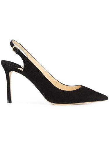 Jimmy Choo Erin 85 Pumps Black cD81T