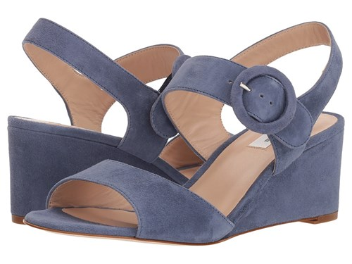 Bailey Dress Blue Sandals Bennett LK L Suede Powder K Tx6Ut1