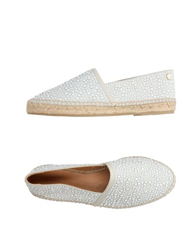 Philipp Plein Espadrilles Light Grey HsBjGou2