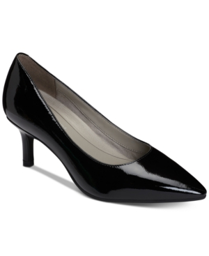 Pumps vernis Drama Noir Aerosoles Club On47Cv