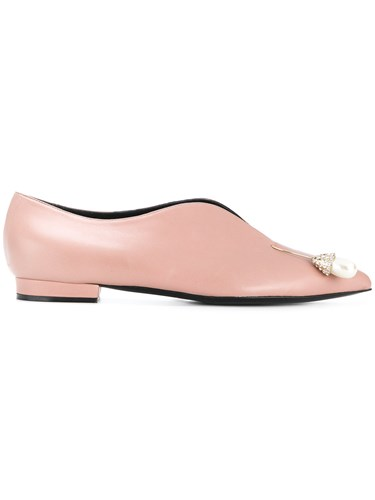 Coliac Chicca Loafers Leather Nude Neutrals gLATe1tpsy