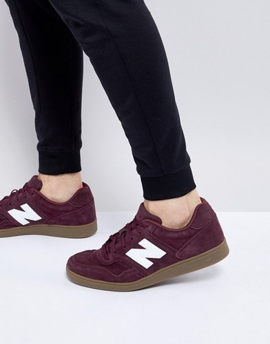 New Balance 288 Trainers In Red Ct288mr DdIBs63U