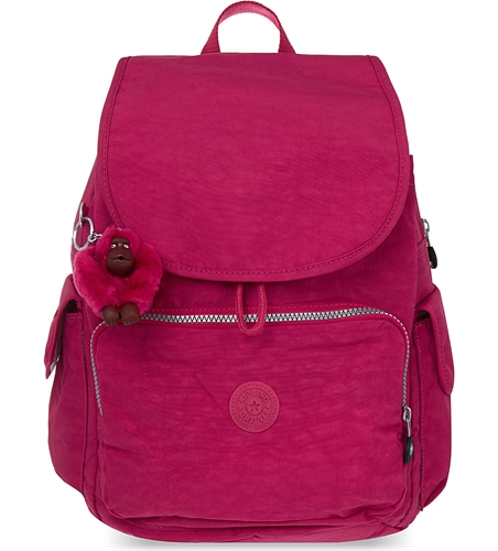 Kipling City Pack Backpack Strawberry Ice X0AJOzJRpy