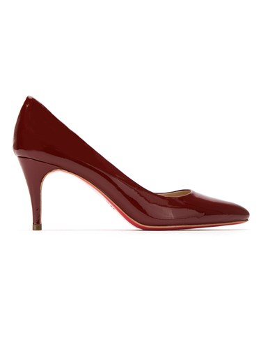 Zeferino Patent Leather Pumps Red Q2cZQT