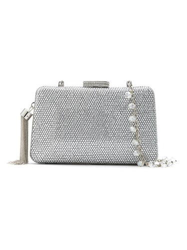 Serpui Embellished Clutch Grey Grey Clutch Serpui Embellished Embellished Serpui Grey Serpui Embellished Clutch tfvwvqUFR
